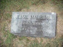 Jessie Maurine Bennett