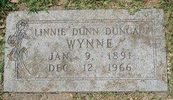 Linnie <i>Dunn</i> Duncan-Wynne