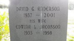 David G Anderson