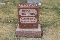 Bevie E Brown