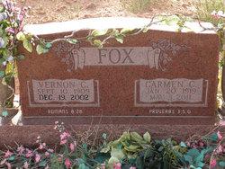 Vernon C Fox