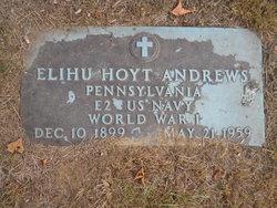 Elihu Hoyt Andrews