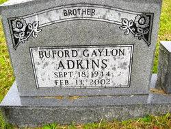 Buford Gaylon Adkins