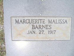 Marguerite Barnes