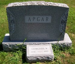 Georgiana <i>Williams</i> Apgar