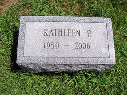 Kathleen P Kathy <i>Wilson</i> Apgar