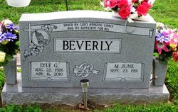 Lyle Gibson Beverly