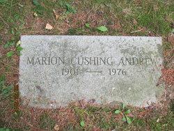 Marion <i>Cushing</i> Andrew