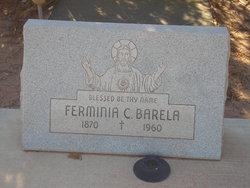 Ferminia Barela