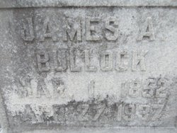 James Alexander Bullock