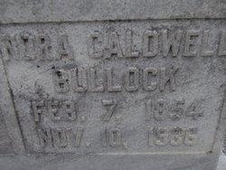 Nora <i>Caldwell</i> Bullock