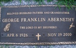 George Franklin Abernethy