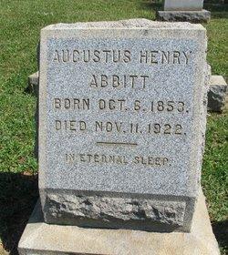 Augustus Henry Abbitt