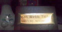 Jean <i>Webb</i> Tipton