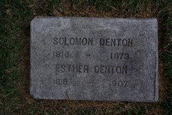 Solomon Denton