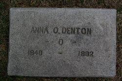 Anna O Denton