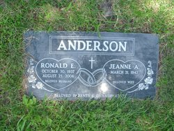 Ronald Eugene Anderson