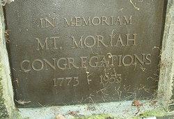Mount Moriah Presbyterian Cemetery