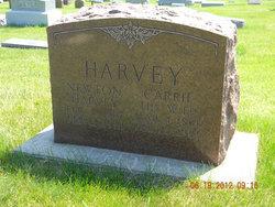 Caroline Sofia Carrie <i>Lukenbill</i> Harvey