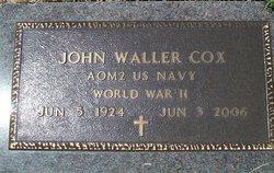 John Waller Cox
