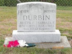 Barbara Ellen <i>Grubaugh</i> Durbin