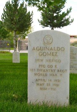 PFC Aguinaldo Gomez
