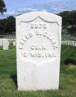 Caleb B. Clark