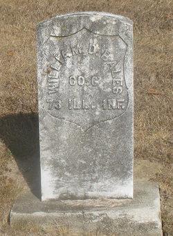 Pvt William D Bales