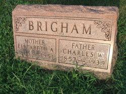 Elizabeth Ann <i>Cain</i> Brigham