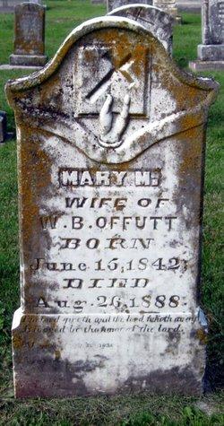 Mary Matilda <i>Jarboe</i> Offutt