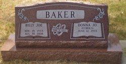 Billy Joe Baker