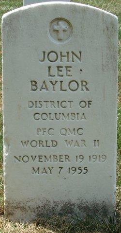 John Lee Baylor