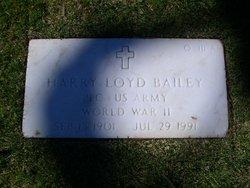 Harry Loyd Bailey