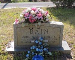 Ethel K. Bain