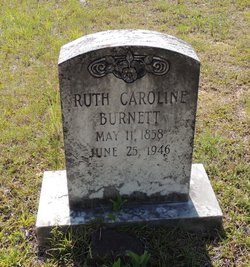 Ruth Caroline Burnett
