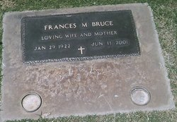 Frances M. Bruce