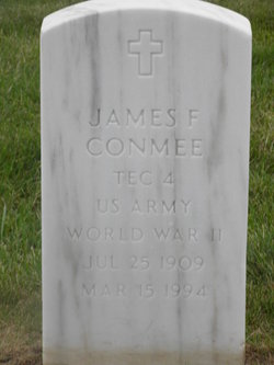 James F Conmee