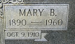 Mary Bertha <i>Little</i> Burgess