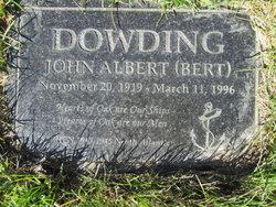 John Albert Bert Dowding