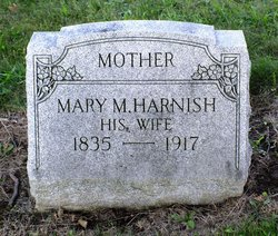 Mary Magdalene <i>Harnish</i> Burket
