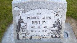 Patrick Allen Rick Bentley