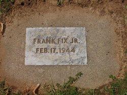 Frank H Fix, Jr