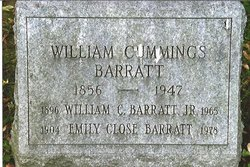 William Cummings Barratt, Jr.