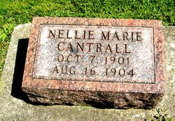 Nellie Marie Cantrall