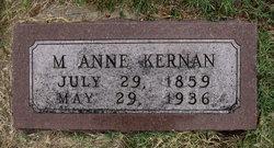 Mary Anne Kernan