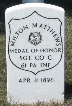 Milton Matthews