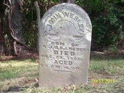 John Wesley Hedges