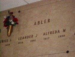 Leander Joseph Abler