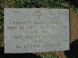 Liberty Daisy Angeline Daisy <i>Snyder</i> James