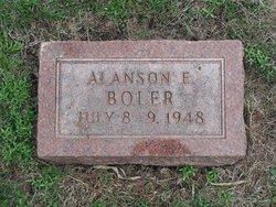 Alanson Edward Boler